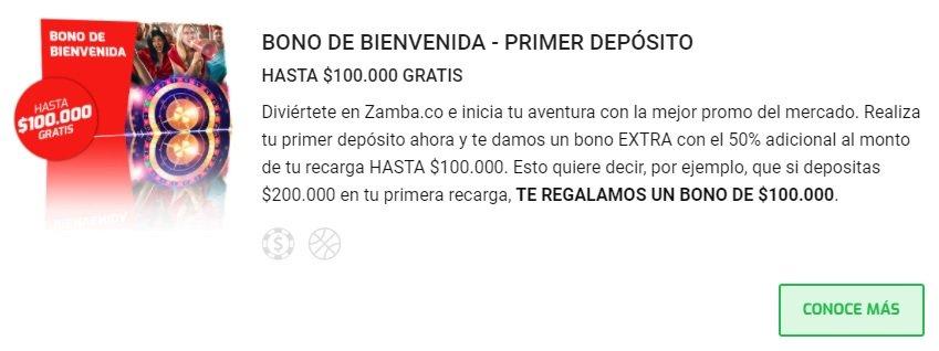Zamba Bono.